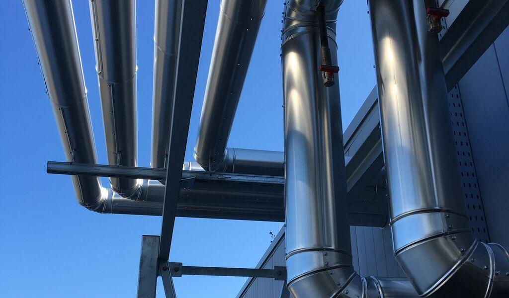 CureVac AG / Modernisierung Reinraum GMP 1 - 2