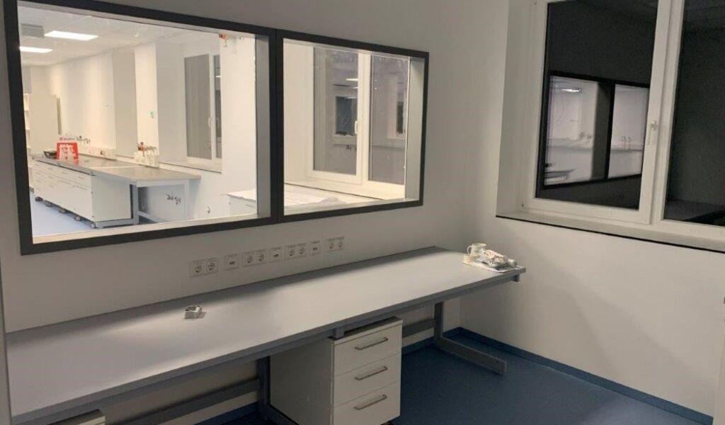 CellGenix GmbH / Erweiterung Labor- und Büroflächen